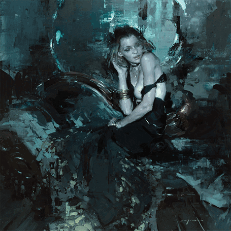 Jeremy Mann, The Lilin Paramour